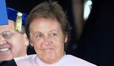 Yale gives Paul McCartney honorary degree