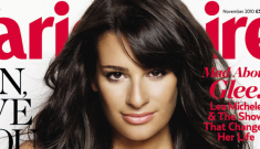 Lea Michele: My teachers were too threatened by me to teach me anything