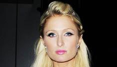 Paris Hilton's boyfriend runs over a photographer's leg with his car, leaves the scene