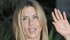 Jennifer Aniston thinks casually boning douches will ruin her good-girl image