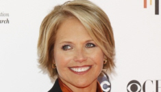 Is Katie Couric headed back to the 'Today' show?