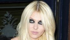 Taylor Momsen is so hardcore, she's probably dating Jack Osbourne