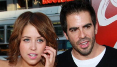 "Peaches Geldof and Eli Roth's split ""confirmed"" (update)"
