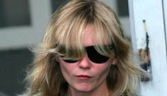 Kirsten Dunst said she went to rehab because she was depressed