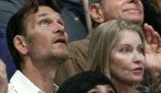 Patrick Swayze says he's doing well