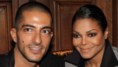 Janet Jackson goes public with her cute Qatari boyfriend, Wissam Al Mana