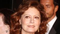 Susan Sarandon hates Botox, loves guzzling tequila & boning young guys