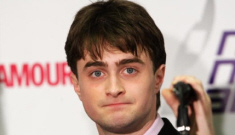 Daniel Radcliffe talks passionately about hate crime & gay suicide prevention