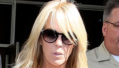Dina Lohan tries to get Barbara Walters to make her sound like a decent mom