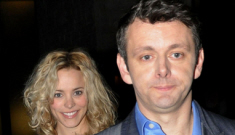 Rachel McAdams & Michael Sheen are totally on, say Canadians