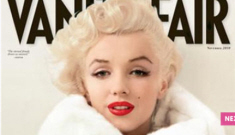 Vanity Fair's Marilyn Monroe fetish takes yet another cover