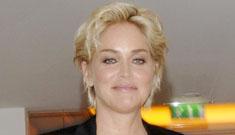 Sharon Stone finally apologizes for stupid karma statement