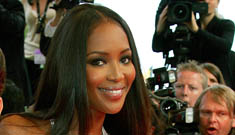 Naomi Campbell charged with assaulting a police officer