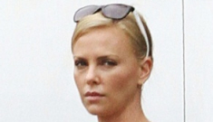 Charlize Theron reportedly dating 45-year-old model/actor Eric Thal