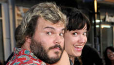 Jack Black and his wife have a baby boy