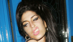 "Amy Winehouse: ""I haven't used drugs in almost three years"""