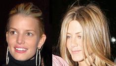 Jessica Simpson warns Jennifer Aniston to stay away from John Mayer