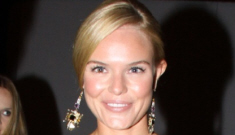 Alexander Skarsgard still hasn't dumped Kate Bosworth: why, God?