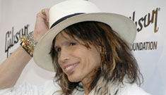 Steven Tyler says he went to rehab to recover from foot surgery