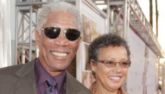 Morgan Freeman's ex-wife got $400 million & a tell-all book deal