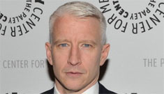 Anderson Cooper speaks out against Vince Vaughn's offensive 'that's gay' joke