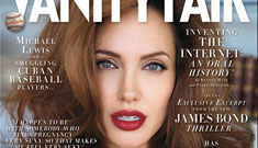 Angelina Jolie didn't have her twins yet, reveals she has help but not overnight