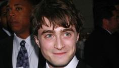 Daniel Radcliffe dreams of banging Broadway dancers