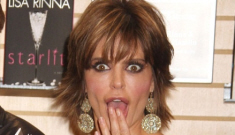 Lisa Rinna says producer demanded on-the-spot quickie for TV role