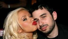 Christina Aguilera & her husband Jordan Bratman have split too