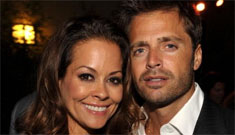 Brooke Burke and her boyfriend accused in civil suit of buying stolen goods
