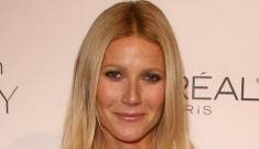 Gwyneth Paltrow's Pumpkin Goop: hazard-orange tragedy or totally chic?