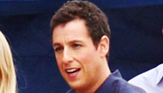Adam Sandler's tiered dress: tired, unfunny, or genuinely cute?