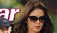 Star Mag: Is Catherine Zeta Jones pregnant?!?