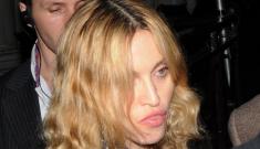 Madonna goes clubbing with her new boyfriend Brahim