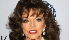 Joan Collins won't apologize for saying Jennifer Aniston isn't beautiful