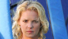 Katherine Heigl withdraws from Emmy's race, citing bad material