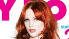 "Evan Rachel Wood says Marilyn Manson ""had a hand in raising"" her"