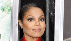 Janet Jackson's strange skirted pantsuit: too bizarre, or kind of cool?