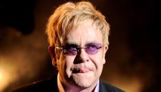 Elton John thinks he can get Rush Limbaugh on his side