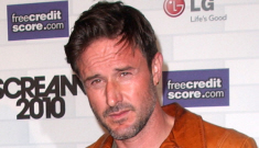 David Arquette is honest, unhinged with Howard Stern – again