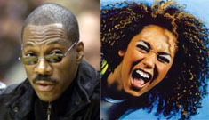 Scary Spice and Eddie Murphy to marry