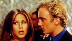 Jay Mohr tells a story about a bitchy former costar: was it Jennifer Aniston?