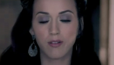 Katy Perry has firework-boobs in her new music video