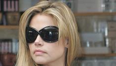 Denise Richards struggles with the truth; may have 20 dogs