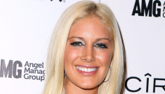 Heidi Montag's Halloween face: new tweaking or old settling?