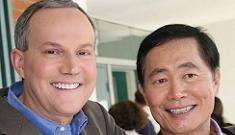 George Takei gets marriage license, Star Trek co-stars to be in wedding party