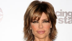 Lisa Rinna tells actresses to stop getting plastic surgery to look like Angelina