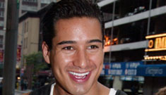 Mario Lopez thinks he should be dating Eva Longoria right now