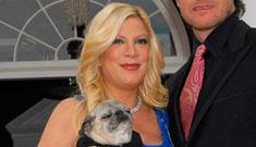 Tori Spelling's famous pug, Mimi LaRue, dies