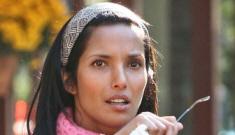 Padma Lakshmi finally shows off her adorable baby Krishna